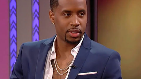 Safaree Samuels has an Anaconda in His Pants