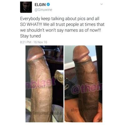 Ginuwine Leaked Dick Pic
