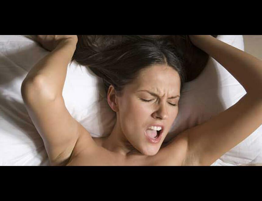 woman orgasm