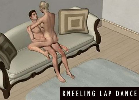 Kneeling Lap Dance Sex Position Guide