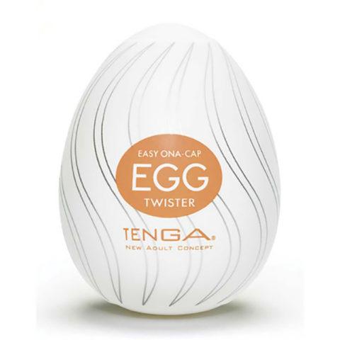 Tenga Egg Twister Review