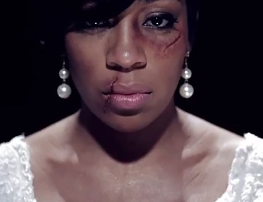 K. Michelle Domestic Violence