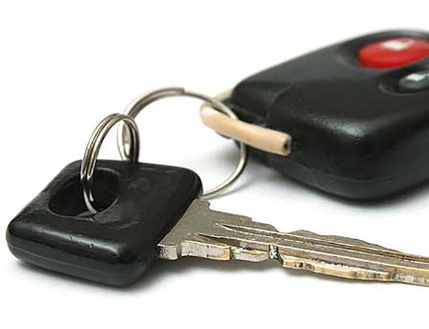 keys your car