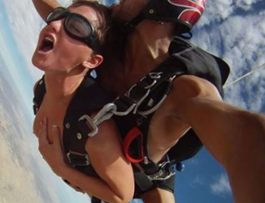 Skydiving Porn