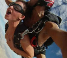 Couple's Skydiving Porn Angers the FAA