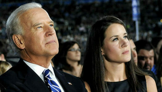 Joe Biden's Daughter Launches a Clothing Line Actually Made in the USA