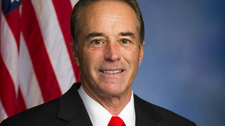GOP Rep Chris Collins Arrested By The FBI On Insider Trading Charges